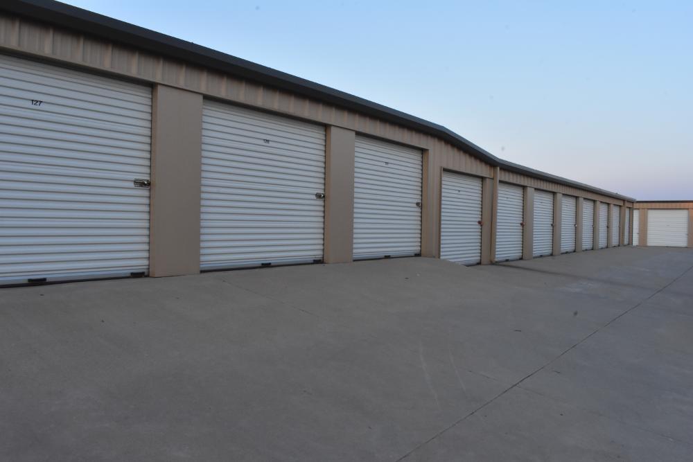 storage units edmond ok
